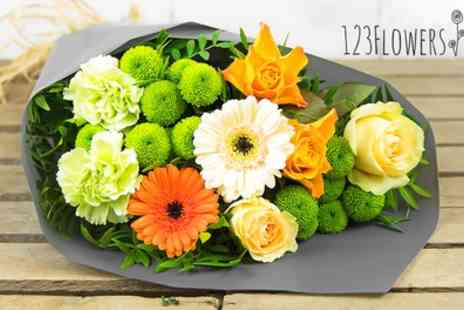 123 Flowers - Fresh Flowers Delivery - Save 0%