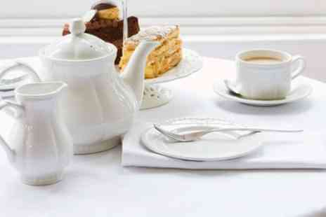 The Oaks Garden Centre - Afternoon Tea for Two or Four - Save 0%