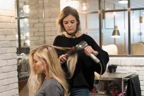 Salon One - Wash, Cut and Blow Dry and Optional Full Head of Colour - Save 47%