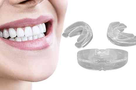 Groupon Goods Global GmbH - One, Two or Three Orthodontic Teeth Retainers - Save 0%