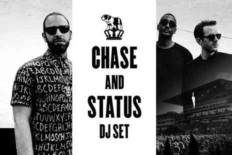 Doncaster Racecourse - Ticket to see the races and Chase & Status live DJ set on 30th June 2018 - Save 0%