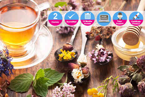 Oplex Careers - Online master herbalist course, or advanced herbalist course - Save 95%