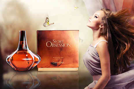 Deals Direct - 50ml Calvin Klein Secret Obsession eau de parfum - Save 65%