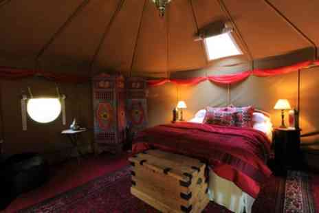Kenton Hall Estate - Up to 3 Night Glamping for Two with Option for a Bottle of Prosecco - Save 0%