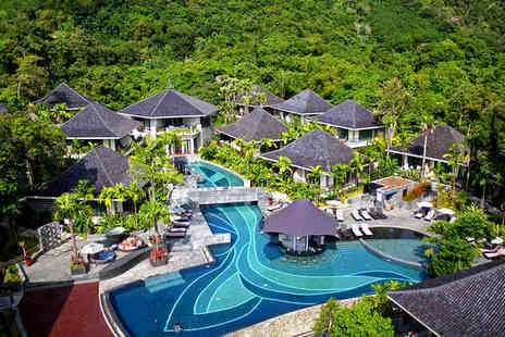 Mandarava Resort & Spa - Five Star Tropical Hillside Resort Overlooking Beach Stay For Two - Save 74%