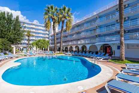 Hotel Apartamentos Solimar - Three Star Full Board Beachfront Relaxation For Two - Save 80%