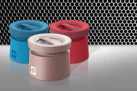 eOutlet - iFrogz Coda wireless speaker choose from three colours - Save 39%