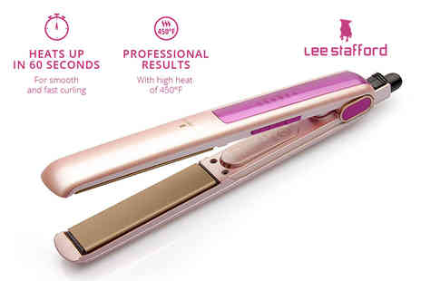MPL HOME - Lee Stafford Coco Loco hair straightener - Save 0%