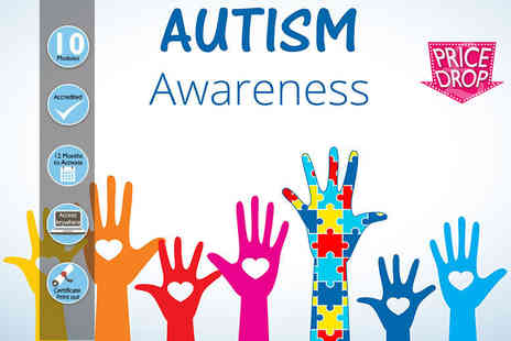 International Open Academy - Autism awareness course - Save 94%