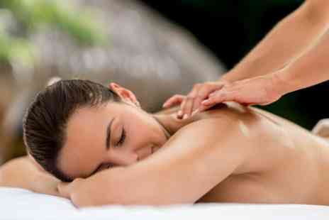 Aesthetic U - 30 Minute Back, Neck and Shoulder or 60 Minute Full Body Massage - Save 33%