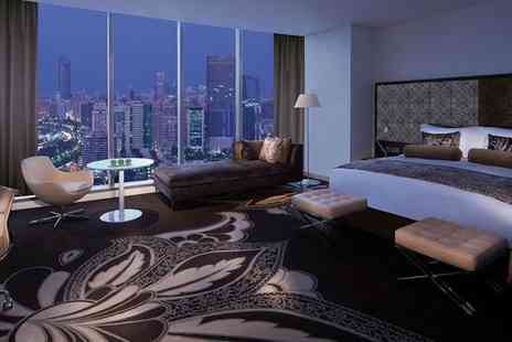 Jumeirah at Etihad Towers - Five Star Gulf Bedroom Views & Five Star Luxury - Save 75%