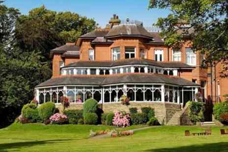 Macdonald Kilhey Court Hotel & Spa - Wigan spa day with massage, facial & afternoon tea - Save 57%