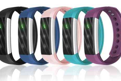 Groupon Goods Global GmbH - One or Two Aquarius Lite Fitness Trackers - Save 69%