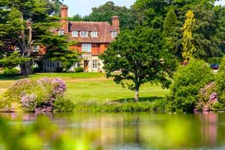 Champneys at Forest Mere - One or Two Night Full Board Spa Break for Two with Option for Spa Treatments - Save 0%