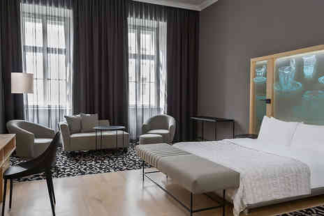 Le Meridien Vienna - Five Star Luxury Design on the Ringstrasse Boulevard - Save 54%