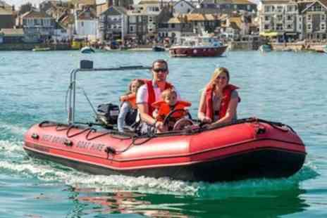 St Ives Boat Rides - 45 Minute Self Drive Motorboat Hire for Up to Six - Save 42%