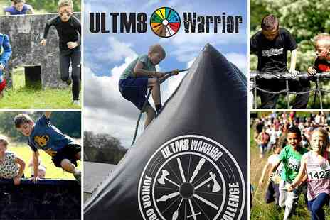 Ultm8 Warrior - Ultm8 Warrior Junior Obstacle Course - Save 50%