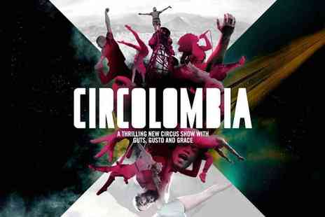 Ingresso - Circolombia at the Underbelly Festival - Save 0%