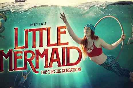 Ingresso - Mettas The Little Mermaid, The Circus Sensation at the Underbelly Festival - Save 0%