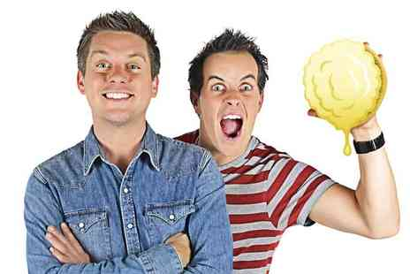 Ingresso - Dick v. Dom at the Underbelly Festival - Save 0%