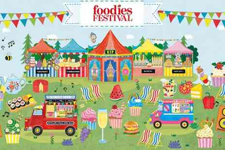 The Media Company Publications - Foodies Festival in Syon Park, Bristol and Birmingham - Save 39%