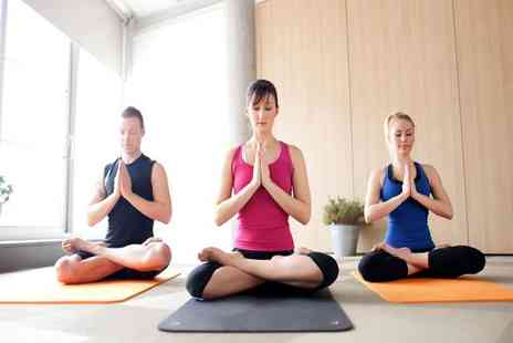 Geordie Yoga - 1 Month Unlimited Geordie Yoga Pass - Save 86%