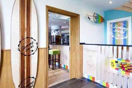 Tommy Jacks Beach Hotel - Bude surf themed hotel stay - Save 0%