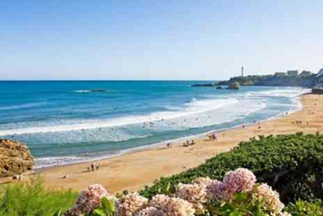 Mercure Le President Biarritz Centre - Four star coastal escape - Save 0%
