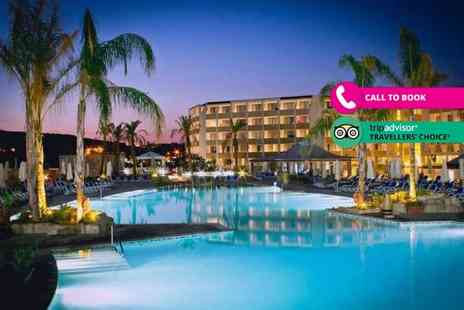 Super Escapes Travel - Four Star, four or seven night all inclusive Malta stay with massage, pool view room upgrade and return flights - Save 22%