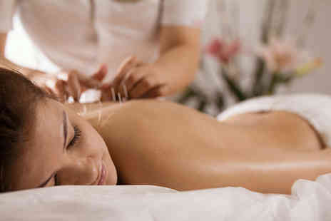 Harmony - 30 minute acupuncture session with 30 minutes of massage or cupping - Save 71%