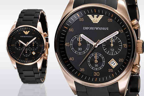 Cheap Designer Watches - Armani AR5905 watch - Save 73%