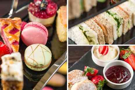 Crowne Plaza Solihull - Afternoon tea for two with a cocktail each - Save 42%