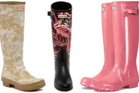 Groupon Goods Global GmbH - Womens Hunter Rubber Boots - Save 0%