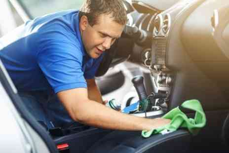 Manchester Hand Car Wash - Express Full Car Valet for Standard, 4x4 or Seven Seater Car - Save 40%