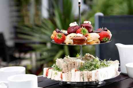 Pinewood On Wilmslow - Traditional or Prosecco Afternoon Tea for Two or Four - Save 27%