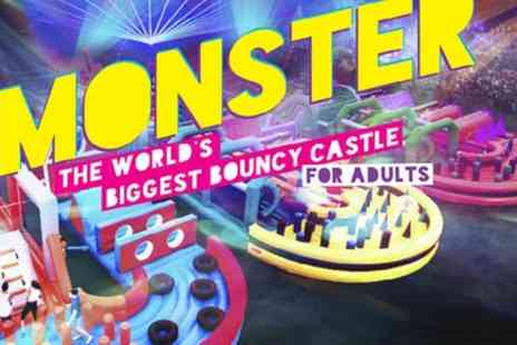 The Monster - One spectator or regular adult ticket to The Monster on 26 To 28 May - Save 0%