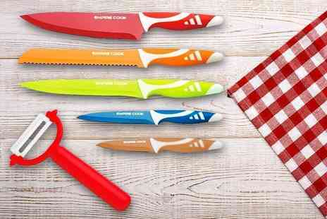 Bright Associate Doctor - Six piece kitchen blister Culinary set - Save 68%