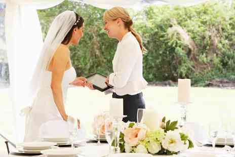 E Careers - Online wedding planner and events management diploma course - Save 92%
