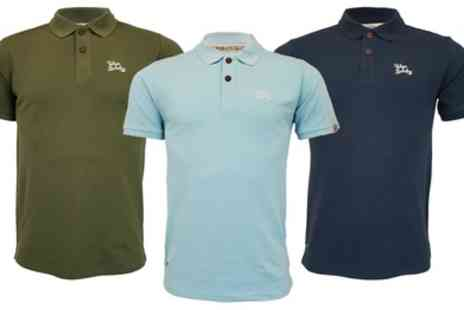 Groupon Goods Global GmbH - Tokyo Laundry Florenzi Polo Tshirt in Choice of Colour - Save 0%