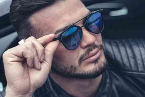 Groupon Goods Global GmbH - Twig Concept Milano Doyle and Gibran Sunglasses - Save 72%