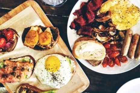 Italian Grill - Brunch with Cocktail and Tea or Coffee for Two or Four - Save 47%