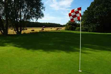 Blacknest Golf & Country Club - 18 Holes of Golf for Two or Four - Save 70%