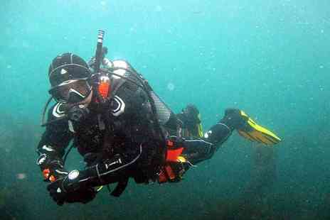 Red Duck Diving - Scuba diving taster session in the sea for one or two - Save 48%