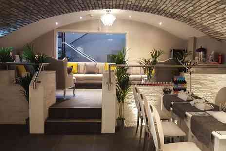 All About You - Two 30 minute Elemis beauty treatments with a glass of Prosecco - Save 48%