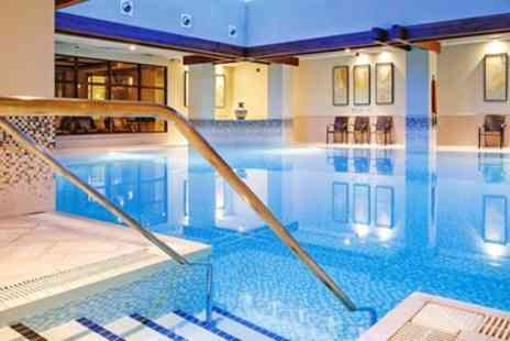 Thorpe Park Hotel - Spa day including facial or massage & lunch - Save 52%