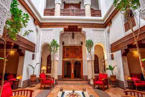 Weekender Breaks - Four night Marrakech and Essaouira holiday with breakfast and return flights - Save 24%