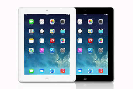 Renew Electronics - Refurbished 16GB iPad, £129 for a 32GB or 64GB iPad 2 choose from two colours - Save 50%