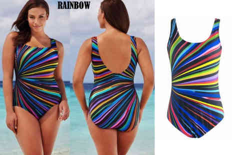 My Blu Fish - One piece swimsuit - Save 74%