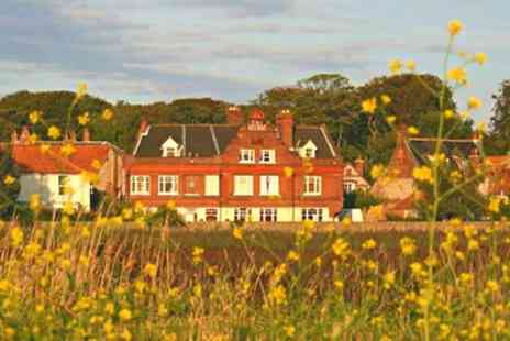 The George Hotel at Cley - One or Two Nights Stay for 2 with Breakfast and Option for Prosecco, Dessert and Late Check Out - Save 44%