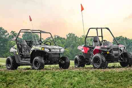 Heart of England Events - Off Road Buggy Driving and Archery for One or Two Children - Save 70%
